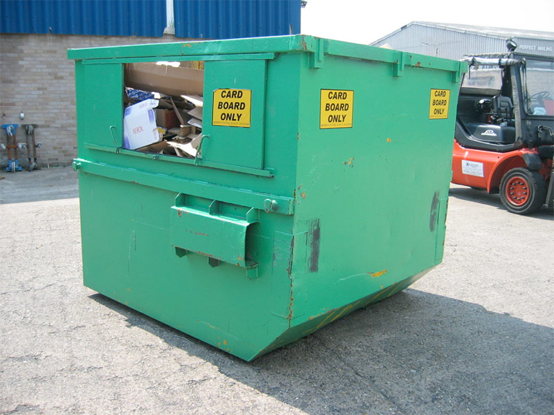 Green Recycling Services - Recycling Card/Cardboard/OCC (Old ...