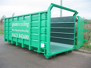 40 cubic yard RO/RO (Roll on/Roll off)