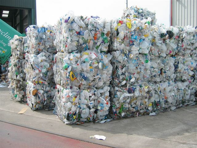 Green Recycling Services - Recycling Plastics
