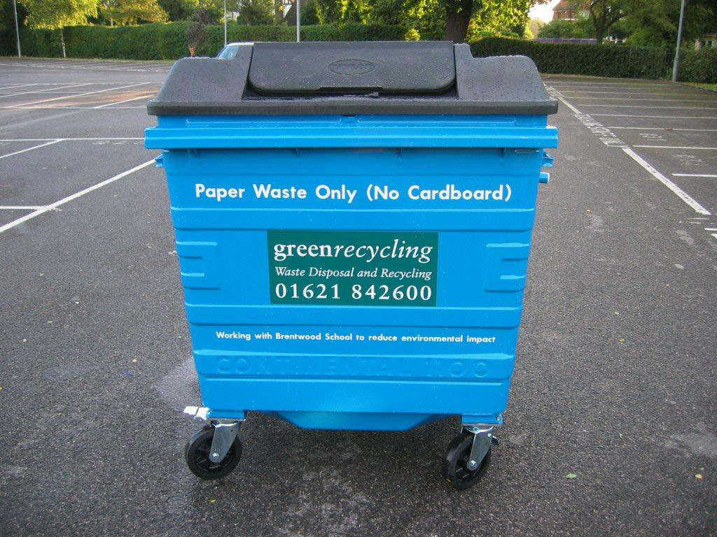 Green Recycling Services - Security Shredding