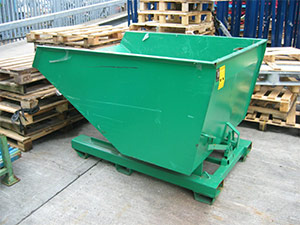 tipper skip hire