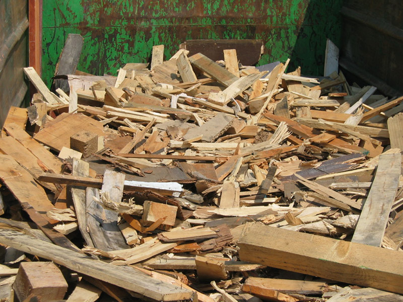 Green Recycling Services Recycling Wood